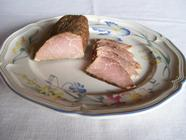 Noix de Jambon and Pork Belly Lardo found on PunkDomestics.com