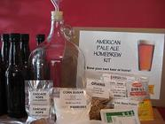 One Gallon Beer Making Kit with Equipment & Ingredients