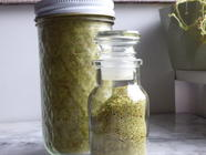 Citrus Herb Salt found on PunkDomestics.com