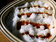 Maple Snow Taffy