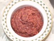 Pomegranate Cranberry Mustard
