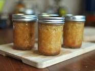 Spiced Apple Preserves found on PunkDomestics.com