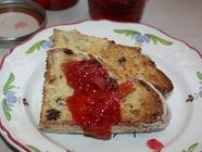 Raspberry Pear Jam found on PunkDomestics.com