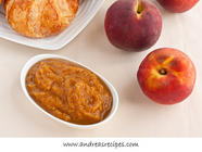 Spiced Peach Butter