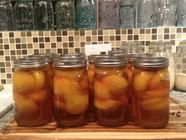 Fireball Whisky Preserved Peaches  found on PunkDomestics.com
