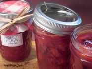 Blushing Pear Plum Jam