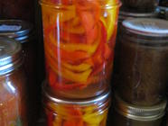 Pickled Peppers Two Ways