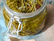 Pickled Samphire found on PunkDomestics.com