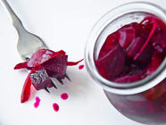 Fancy Schmancy Pickled Beets found on PunkDomestics.com