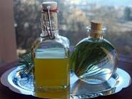 Douglas Fir Syrup and Pine-infused Vodka found on PunkDomestics.com