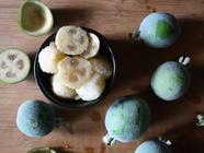 Pineapple Guava Applesauce found on PunkDomestics.com