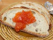 Pink Grapefruit Campari Marmalade found on PunkDomestics.com