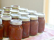 Canning Pizza Sauce and Tomato Sauce - Recipe found on PunkDomestics.com