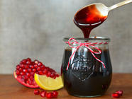Pomegranate Molasses found on PunkDomestics.com