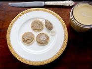 Pork Liver Pâté Mousse found on PunkDomestics.com