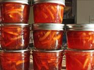 Quince-Orange-Cardamom Marmalade found on PunkDomestics.com