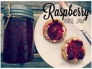 Raspberry Anise Jam found on PunkDomestics.com