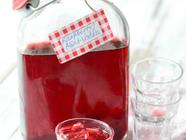 Raspberry Mint Vodka found on PunkDomestics.com