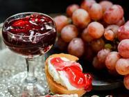 Red Wine Jelly found on PunkDomestics.com