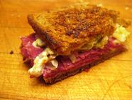 Brining My Way to a Perfect Reuben found on PunkDomestics.com