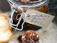 Rhubarb and Raisin Relish