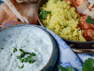 Raita Dip found on PunkDomestics.com