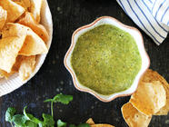 Salsa verde, found on PunkDomestics.com