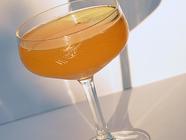 Rosemary Infused Cider Cocktail found on PunkDomestics.com