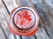 Cherry Scrap Vinegar found on PunkDomestics.com