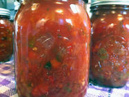 Sandi's Spicy Salsa found on PunkDomestics.com