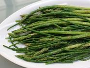 Samphire Asparagus Vinaigrette found on PunkDomestics.com