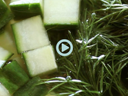 Dill Pickled Cucumber found on PunkDomestics.com