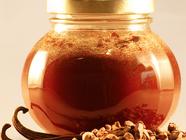 Recipe Box: Spicy Cocoa Honey found on PunkDomestics.com