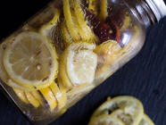 Spiced Preserved Lemons found on PunkDomestics.com