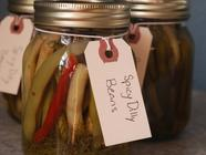 Spicy Dilly Beans found on PunkDomestics.com