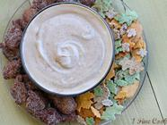 Spiked Hard Apple Cider Dip found on PunkDomestics.com