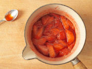 Strawberry-Lemon Sauce