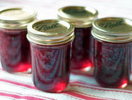 Your (Not-So-)Basic Strawberry Jam found on PunkDomestics.com