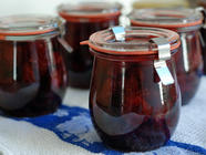 Christine Ferber's Strawberry-Lemongrass Jam found on PunkDomestics.com
