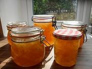 Sunshine Lemon Marmalade found on PunkDomestics.com