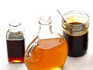 Five Recipes for Homemade Pancake Syrup found on PunkDomestics.com