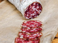 Saucisson Sec found on PunkDomestics.com
