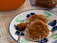 Roasted Pumpkin Butter found on PunkDomestics.com