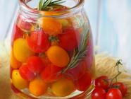 Tipsy Toms - Vodka Infused Tomatoes found on PunkDomestics.com
