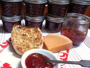 Spiced Tomato Jam found on PunkDomestics.com