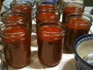 Slow Cooker Tomato Paste found on PunkDomestics.com