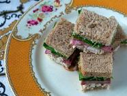 Corned Tongue: Queen Alexandra's Sandwiches found on PunkDomestics.com