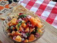 Light and Lively Tropical Salsa