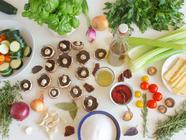 All-Natural, Umami Vegetable Stock Paste found on PunkDomestics.com