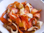 """Wasabi"" Pickled Carrots Tsukemono Recipe found on PunkDomestics.com"
